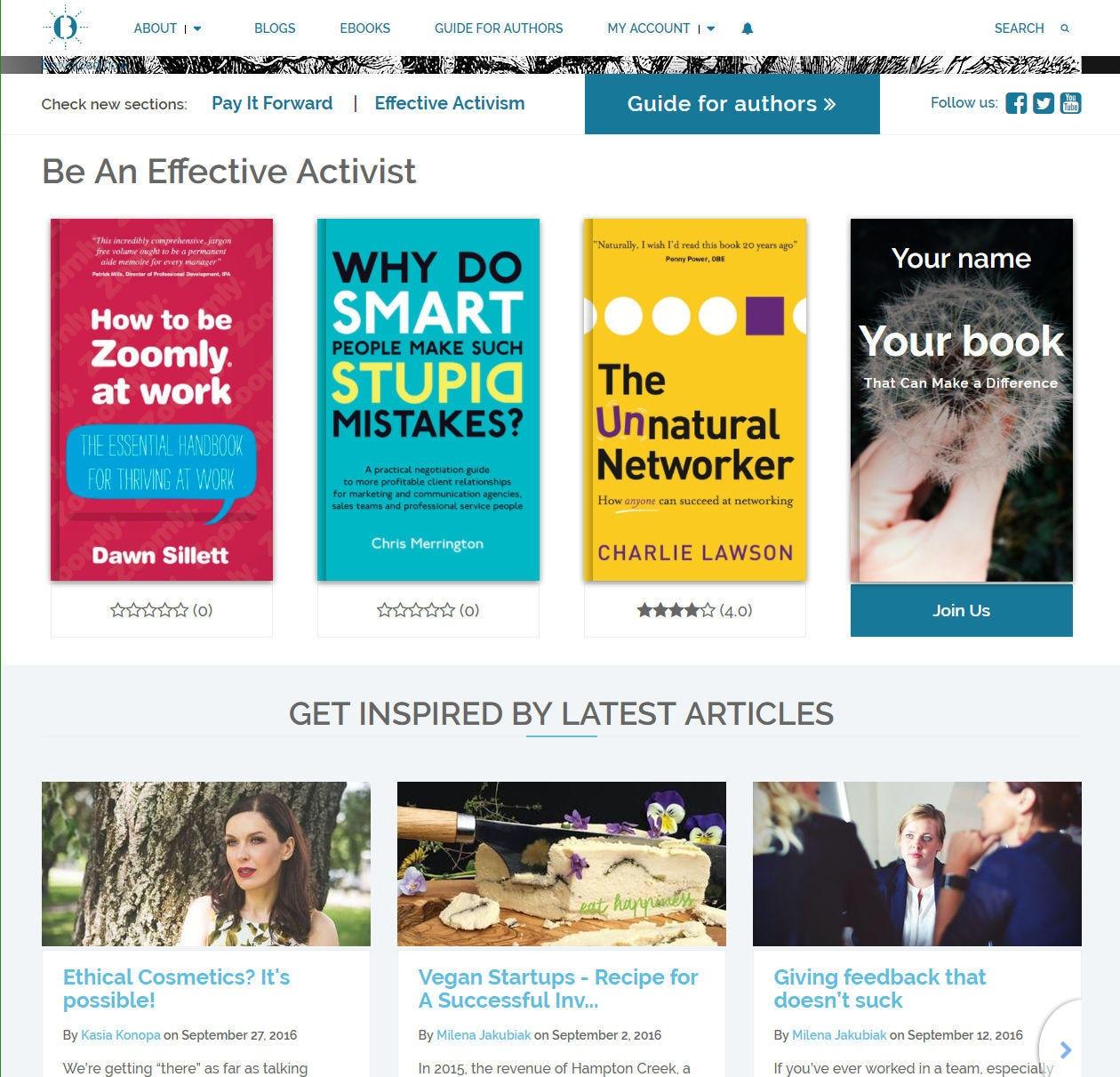 Openbooks ebooki za darmo