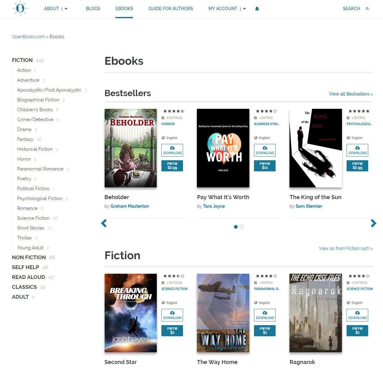 Openbooks darmowe książki