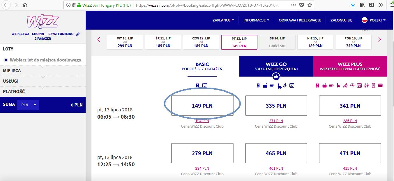Jak kupić tani bilet lotniczy? Instrukcja krok po kroku. 22