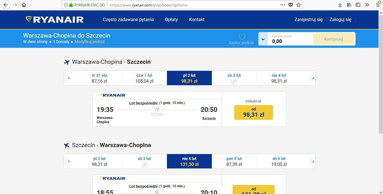 Jak kupić tani bilet lotniczy? Instrukcja krok po kroku. 34