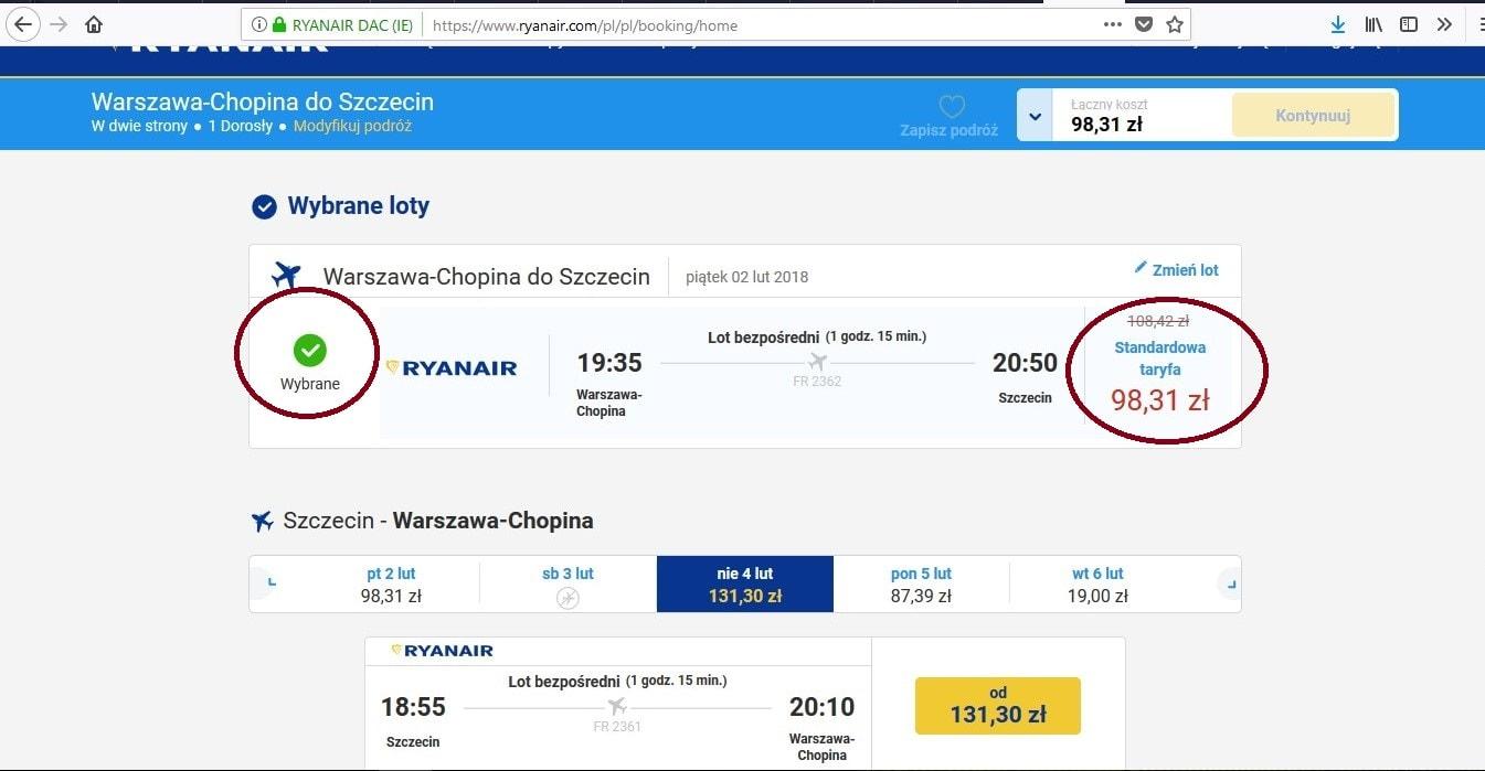 Jak kupić tani bilet lotniczy? Instrukcja krok po kroku. 36
