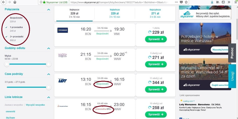Jak kupić tani bilet lotniczy? Instrukcja krok po kroku. 44