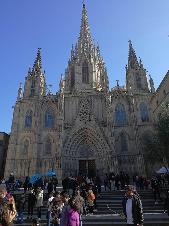 Niezapomniane urodziny – czyli przedłużony weekend w Barcelonie 48
