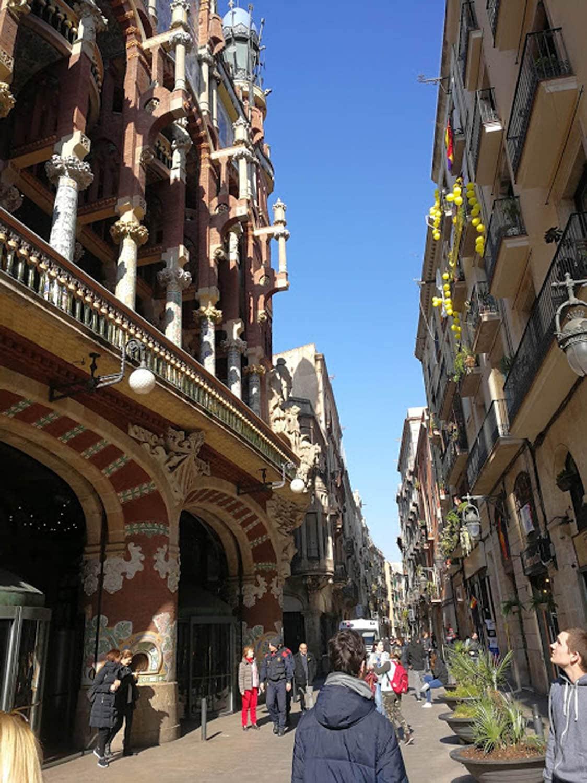 Niezapomniane urodziny – czyli przedłużony weekend w Barcelonie 42