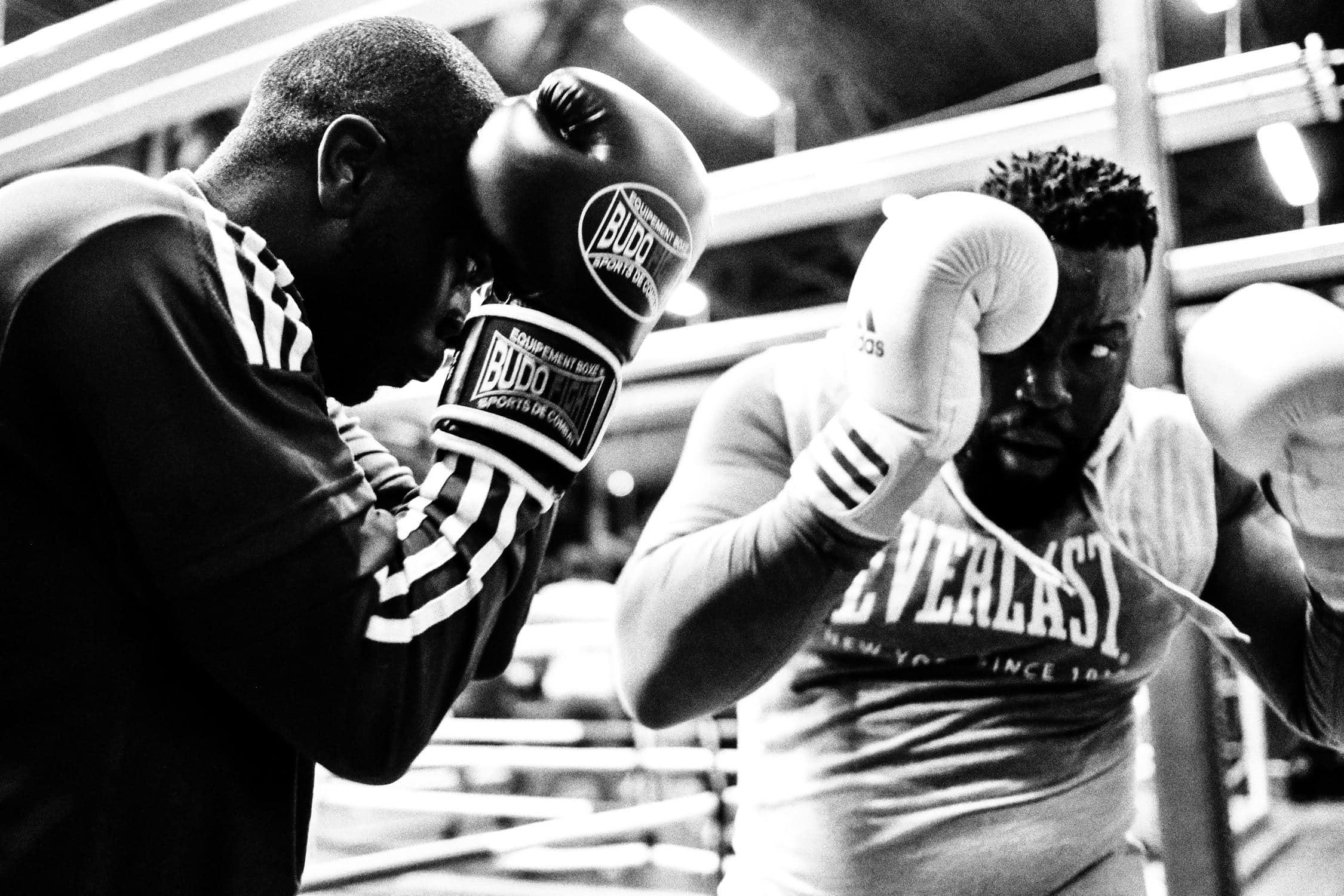 boks trening odreagowywanie agresji agresja