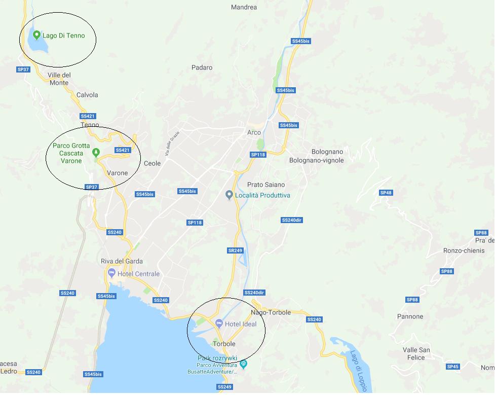 Jezioro Garda - gwarancja udanych wakacji 56
