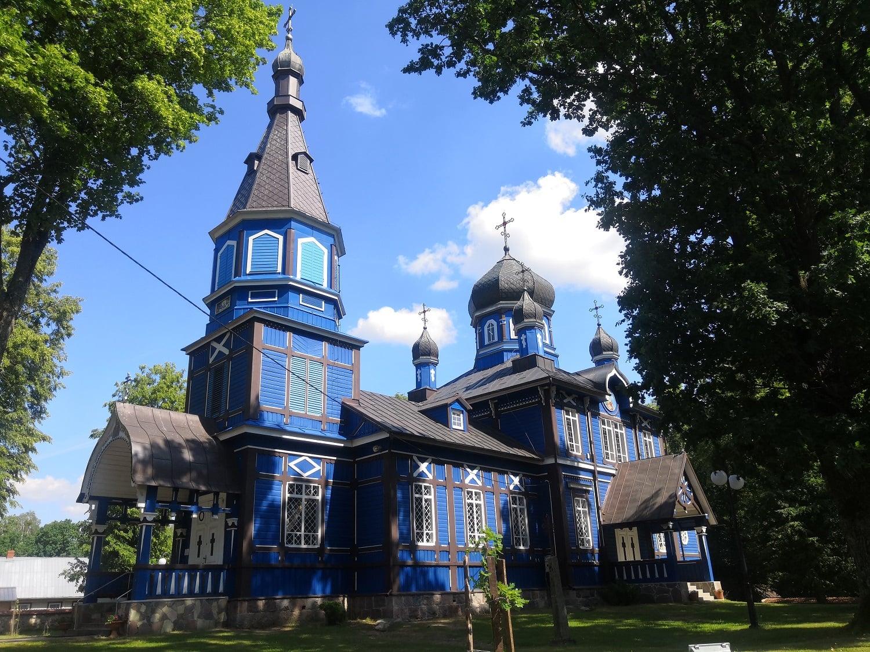 Kraina żubrów, bocianich gniazd i kolorowych cerkwii – dlaczego warto spędzić weekend na Podlasiu 123