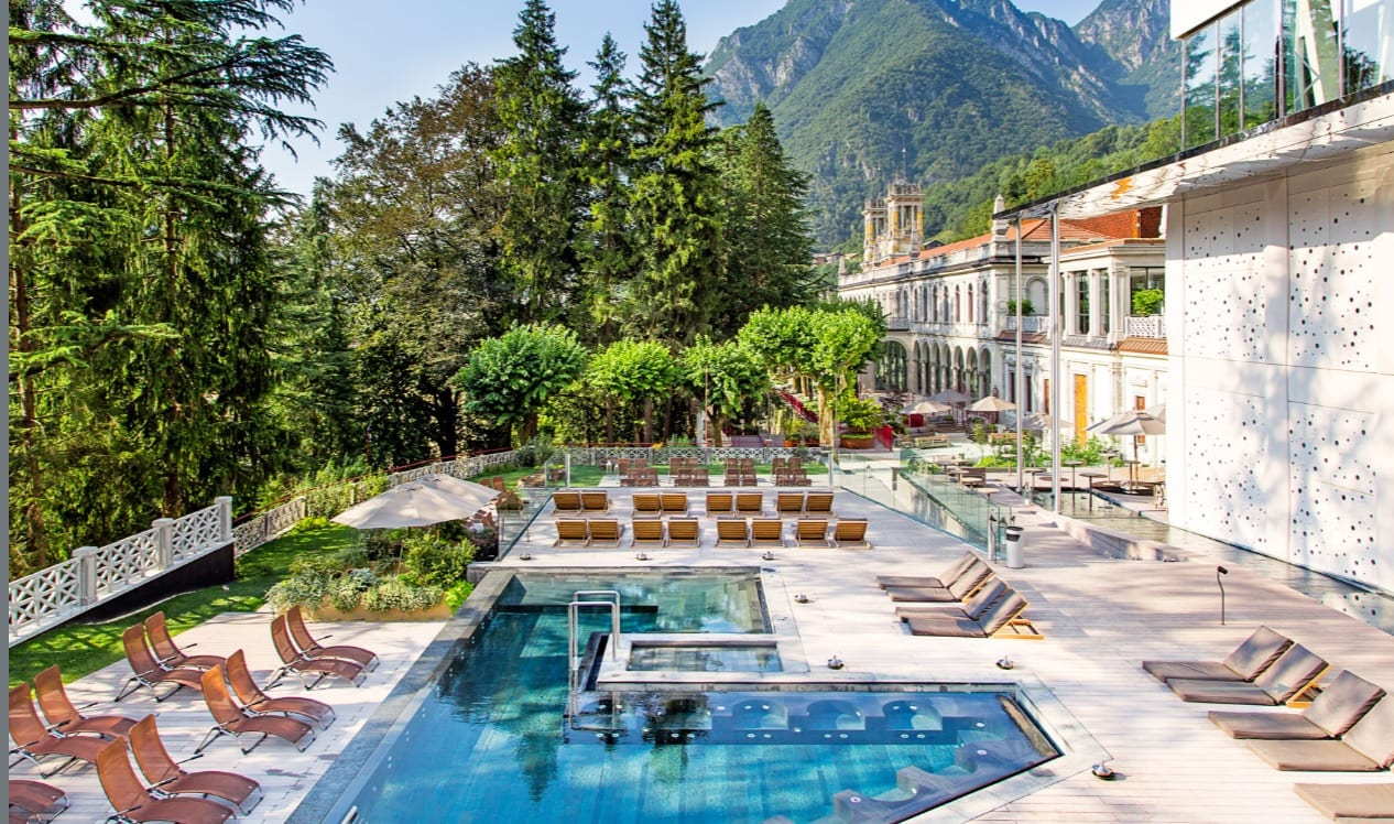 Termy San Pellegrino – pomysł na podarowanie odrobiny luksusu i relaksu 25