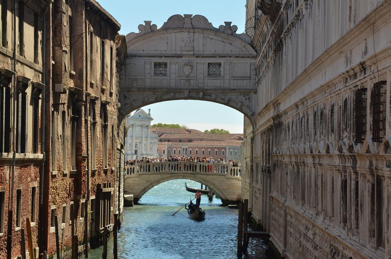 Wenecja, most westchnień