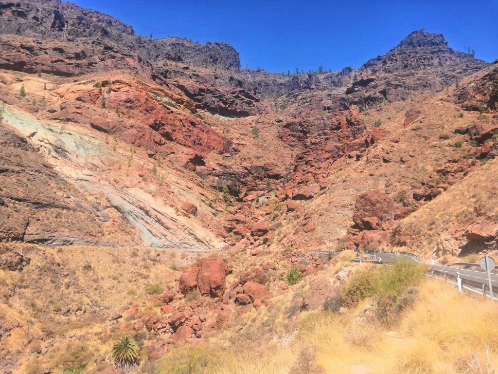 Gran Canaria, Los Azulejos