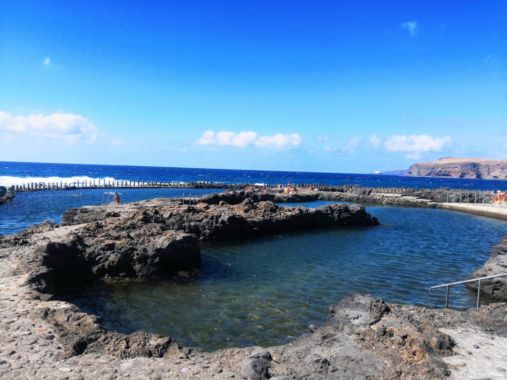 Gran Canaria, Las Salinas de Ageate