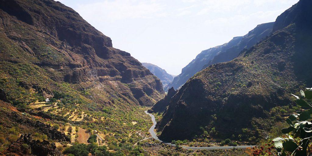 Gran Canaria, Wąwóz Guayadeque