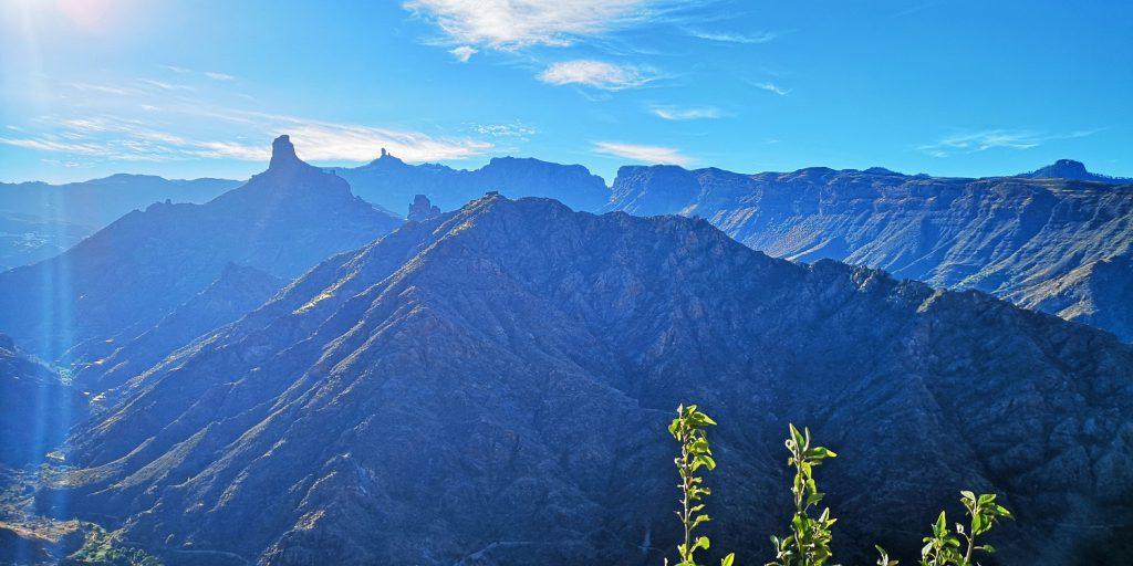 Gran Canaria, góry