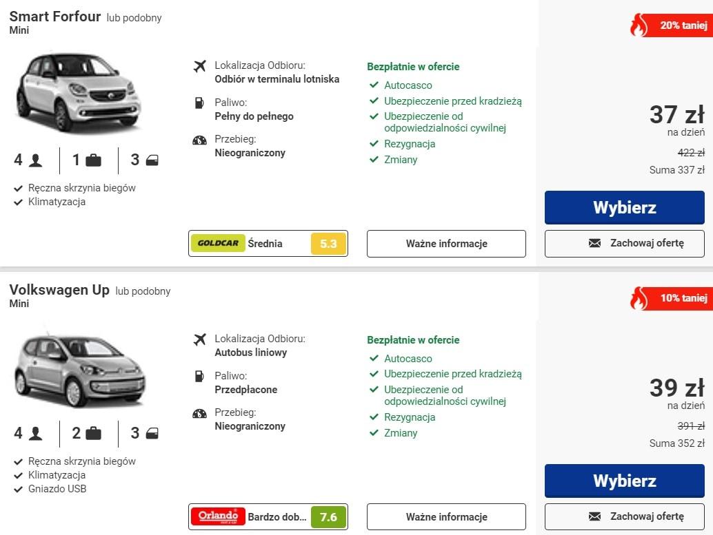 Wypożyczenie samochodu za granicą - na co zwrócić uwagę? 17