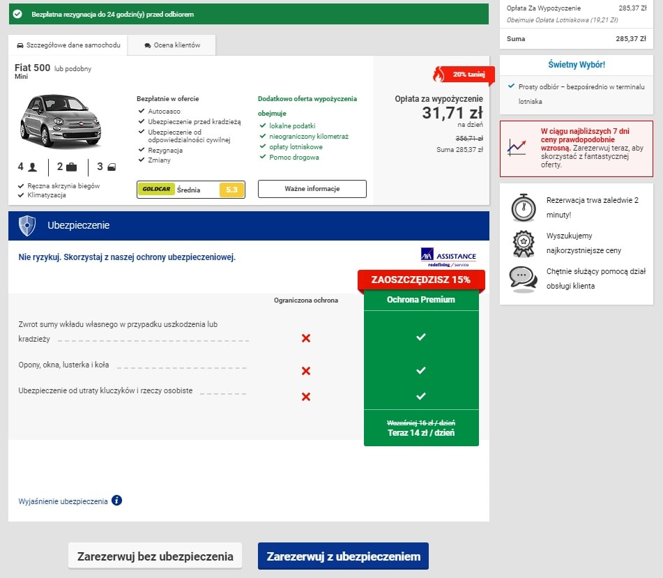 Wypożyczenie samochodu za granicą - na co zwrócić uwagę? 18