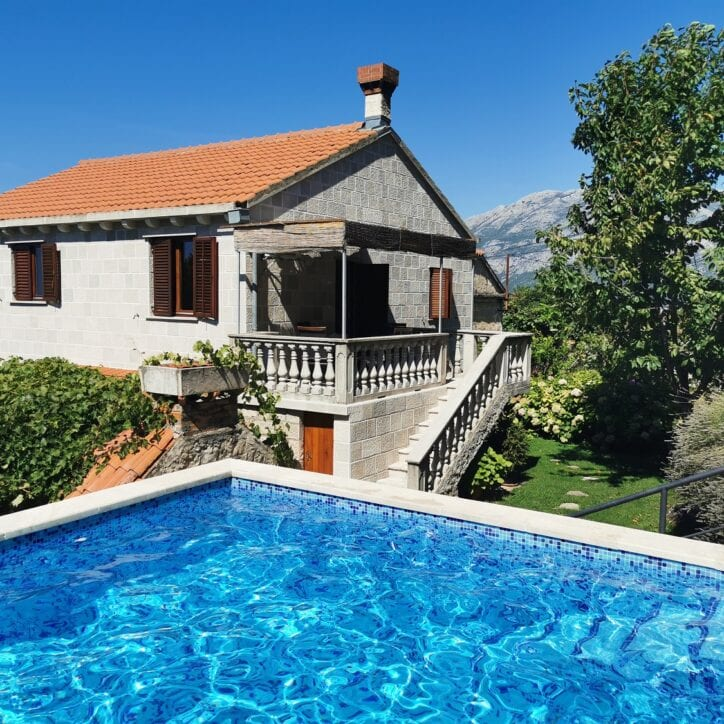 Perfekcyjne Airbnb w Chorwacji? Znaleźliśmy je za Dubrownikiem! 25