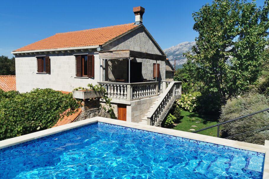 Perfekcyjne Airbnb w Chorwacji? Znaleźliśmy je za Dubrownikiem! 19