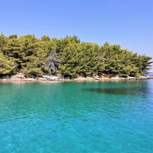Błękitna laguna i najlepsza paella w życiu – czyli Rejs po chorwackich wodach 39
