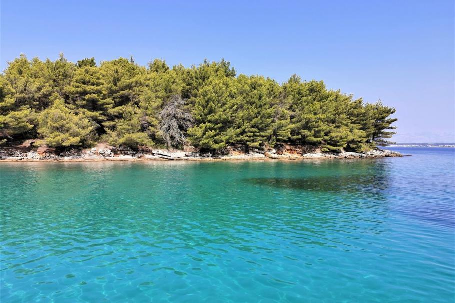 Błękitna laguna i najlepsza paella w życiu – czyli Rejs po chorwackich wodach 16