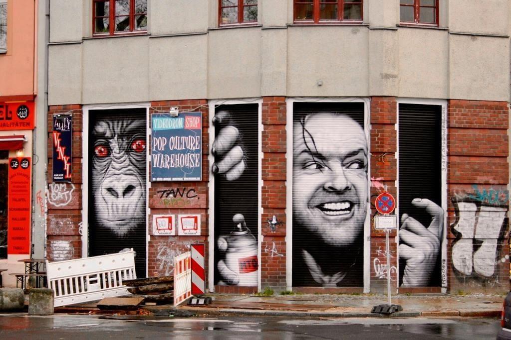 Alternatywny Berlin – szlakiem fascynującego Street Artu 20