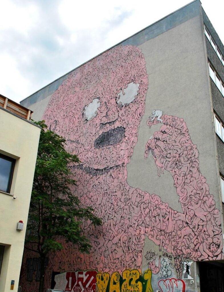 Alternatywny Berlin – szlakiem fascynującego Street Artu 22