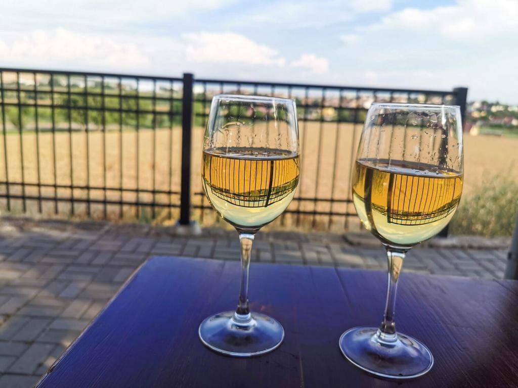 Wino z czeskich Moraw