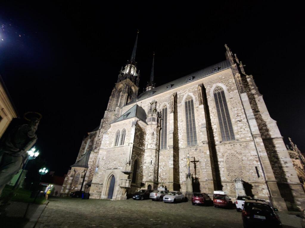 Kościół Św. Jakuba Brno